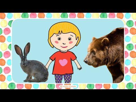 Mačka strakatá - Na cestičke roháč | ľudová pesnička pre deti | riekanka - YouTube