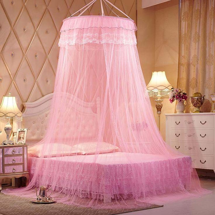 Best 25+ Queen size canopy bed ideas on Pinterest   Queen ...