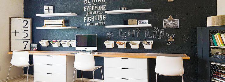 Мебель для школьника: рекомендации по выбору и 75+ вдохновляющих идей для обустройства детской комнаты http://happymodern.ru/mebel-dlya-shkolnika-foto/ mebel-dlya-shkolnika