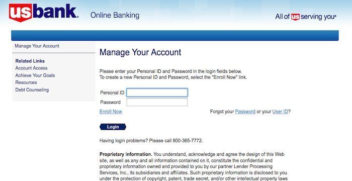 US Bank Home Mortgage Login Home mortgage, Mortgage