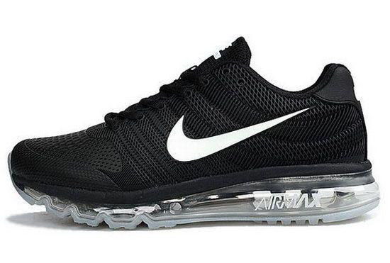 Mens Nike Air Max 2017 Kpu Ii Black White Germany