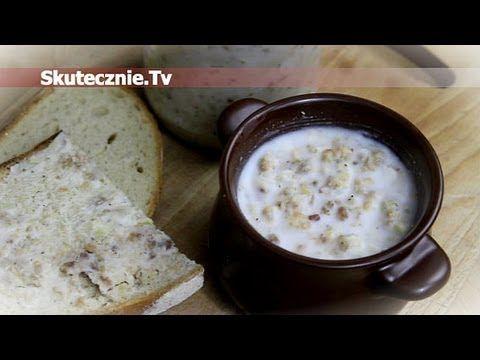 Imprezowy smalec z mięsem, jabłkiem i majerankiem :: Skutecznie.Tv [HD] - YouTube