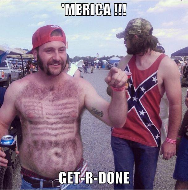 merica, america, fourth of july, july 4, redneck meme ...