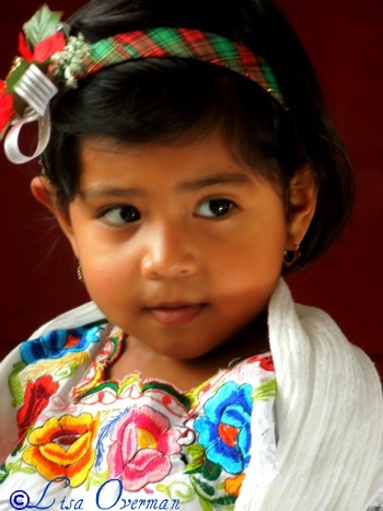 Mexican child-traditional-dress