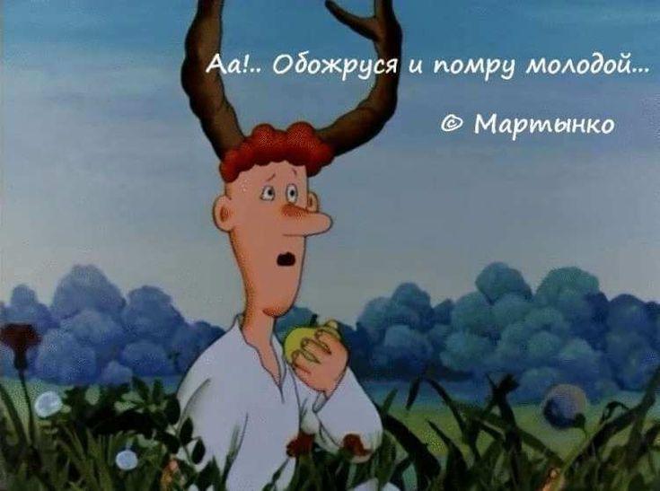 Смешные картинки из советского мультфильма, пожеланиями
