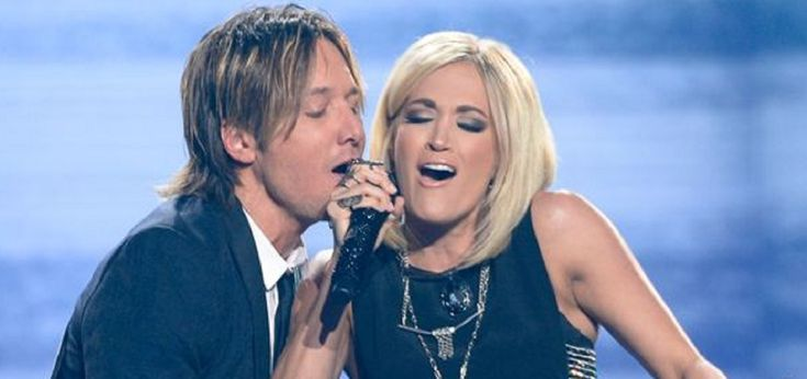 "Keith Urban and Carrie Underwood perform ""The Fighter"" for Keith Urban's ""Ripcord Album""."