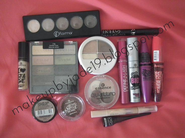 Makeup By Jade: Uygun Fiyatlı Makyaj Ürünleri - (Dikkat uzun yazı içerir!)