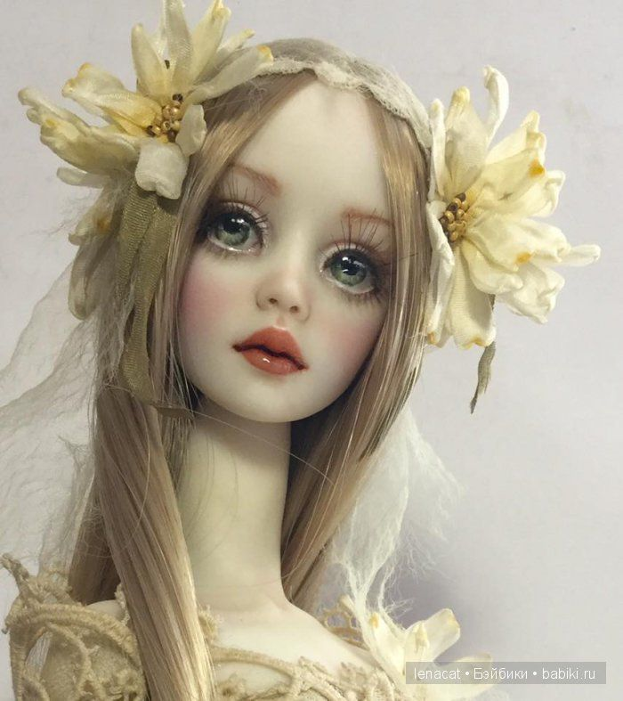 куклы из полимерной глины картинки дизайнерским решениям