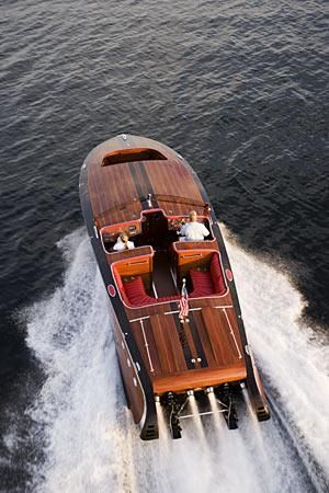 In the modern age of our time, boats have motors and are faster than Reneissance boats, usually having used sails or paddles and moving slowly.
