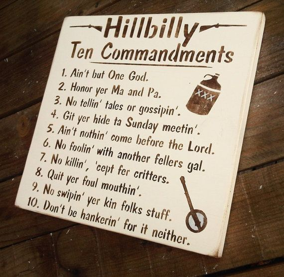 Hillbilly Christmas Party Ideas