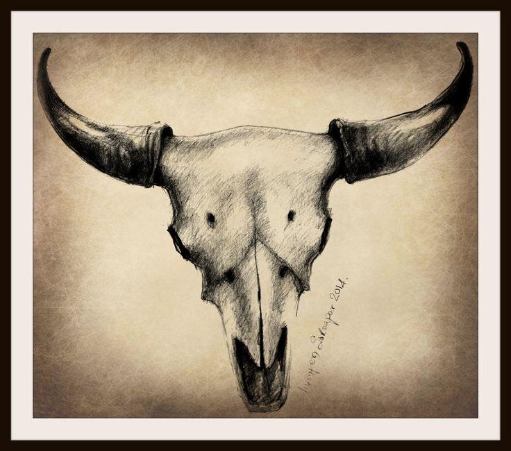 Skull of a bull (Drawing with 2B pencil on paper) #artistic #art #artist #drawing #artcollector #artlovers #dibujo #arts_promote #worldofpencils #photooftheday #arts_help #worldofartists #artofinstagram #pencilart #pencil #draw #dailyart #art_viral #sketching #artwork #art