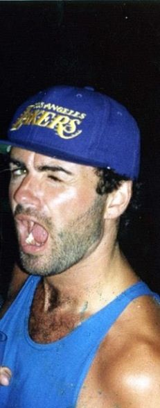 George Michael...not his best pic hahaha