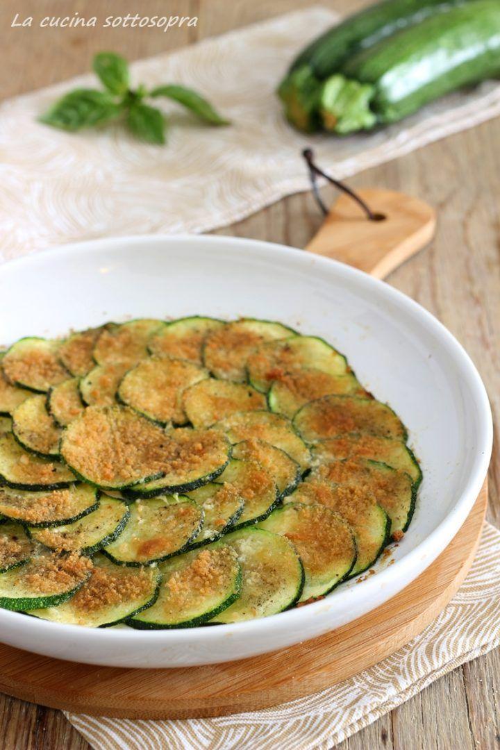 zucchine al parmigian0