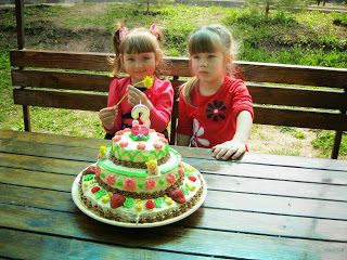 Страна чудес: Детский день рождения  - 3 года племяшке.