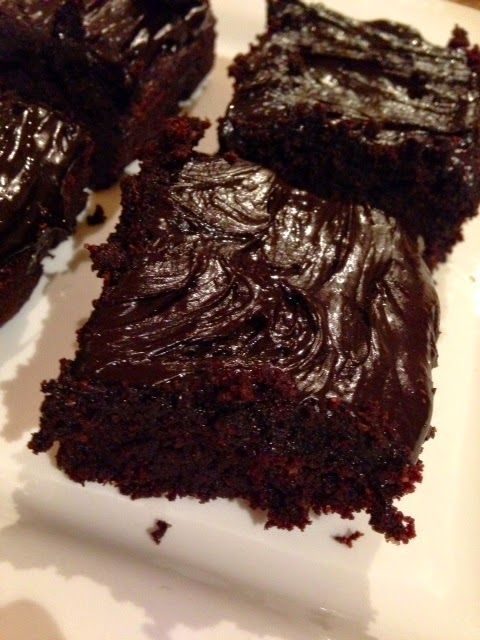 The most delicious chocolate brownies - Sugar free, dairy free, grain free, wheat free, gluten free