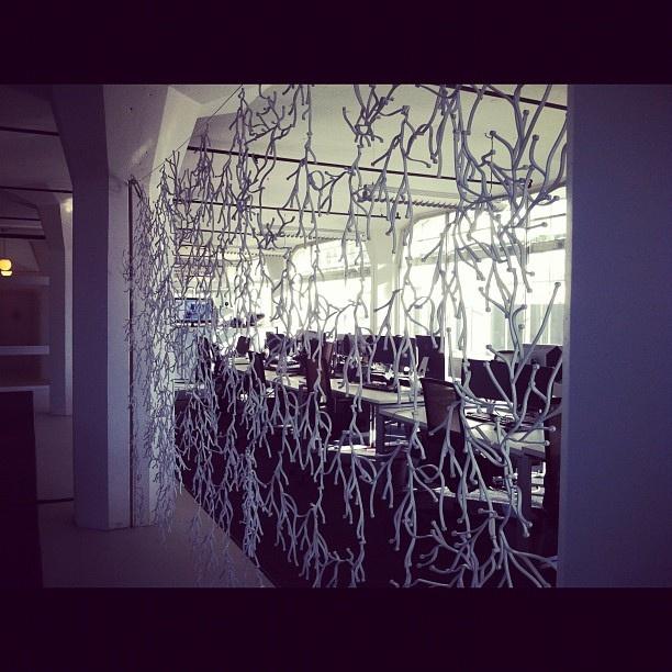 #vitra #algue @dotcontrol office by rutgerbuijzen, via Flickr