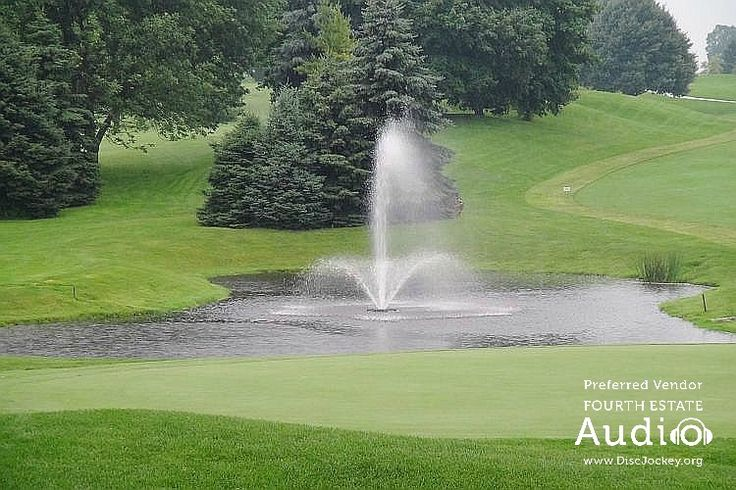 Arrowhead Golf Club offers gorgeous outdoor  settings for summer wedding ceremonies, plus photo opportunities galore.