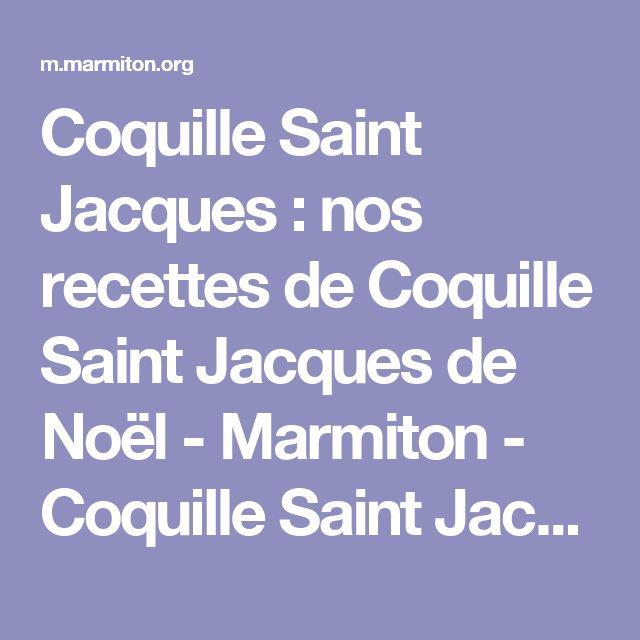 Recettes marmiton coquilles st jacques bretonne - Recette coquille saint jacques au four ...