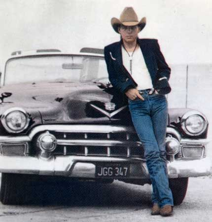 Dwight Yoakam - Johnny Cash said he had the best voice in country music, I concur.
