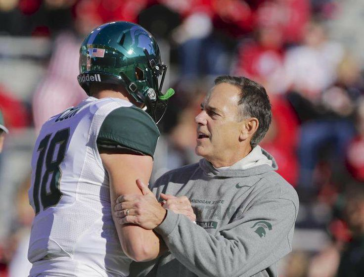 Michigan State football's success already a big boost for recruiting