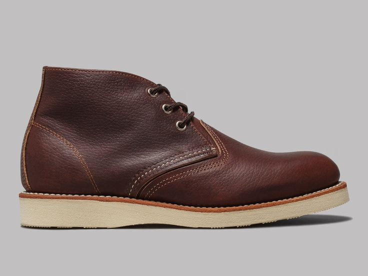 1000  ideas about Red Wing Chukka Boots on Pinterest | Red wing ...