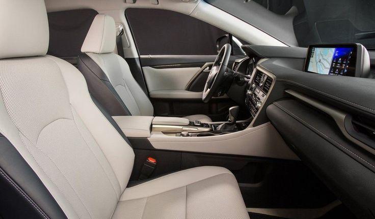 2019 Lexus Rx 350 New Inside Interior Lexus Rx Lexus Rx 350 Interior Lexus Rx 350 Lexus Suv