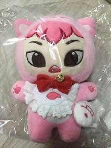 """Exo Doll Xiumin Doll """"Kitty Xiu"""" Korea Fanmade Plush Doll   eBay"""