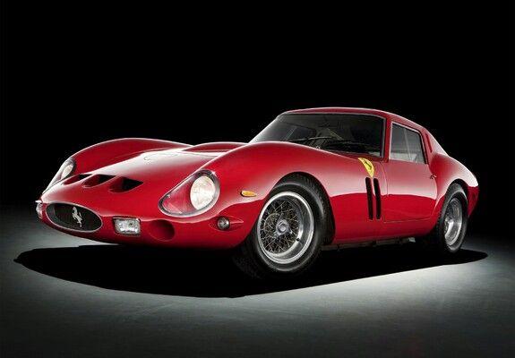 1962 63 Ferrari 250 Gto Series I Ferrari Klasik Arabalar