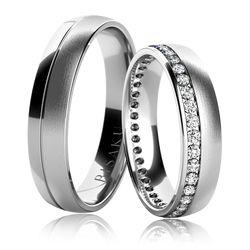 Snubní prsten, model č. 4822/4,5