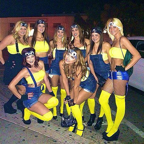 60 creative girlfriend group costumes girl group halloween - Girl Group Halloween Costume