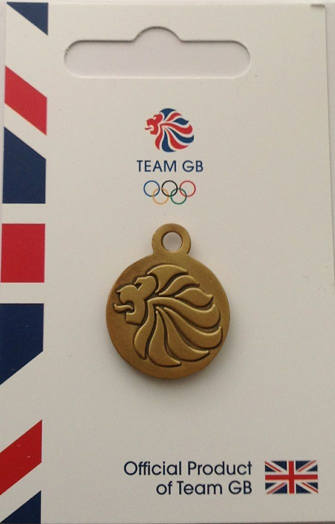 You have seen the Team GB medal winning Athletes wearing their Lions Head Medallions. Now you too can own one with our Official Team GB Replica Lions Head Medallion Zip Pull