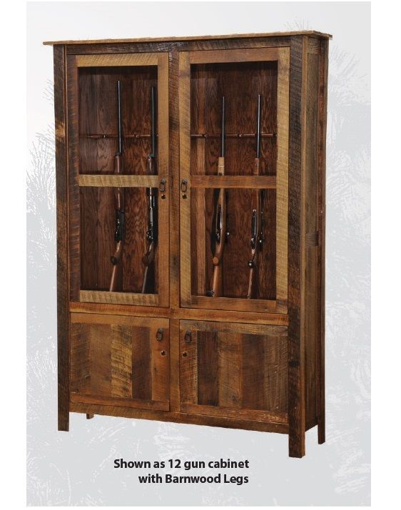 Best gun cabinets images on pinterest