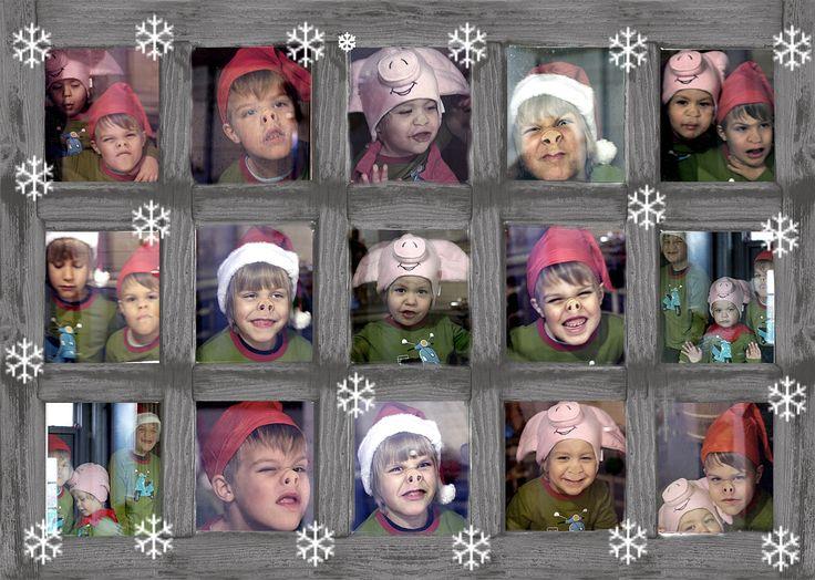 Joulukortti 2011 / Christmas card 2011