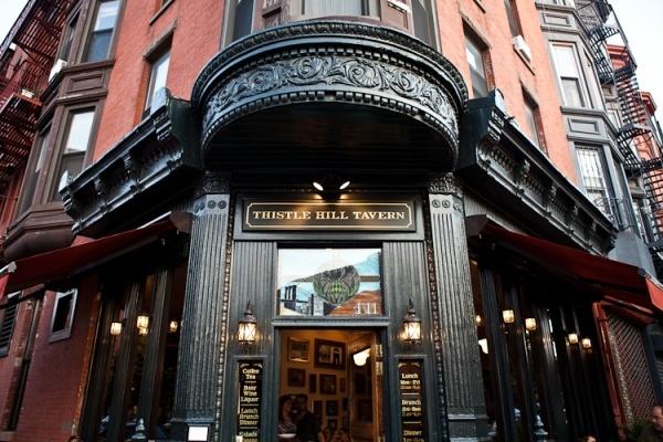 Thistle Hill Tavern ~~ Park Slope, Brooklyn