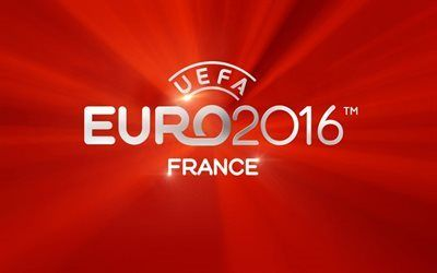壁紙をダウンロードする サッカー, ヨーロッパ選手権, uefa, euro2016年, フランス-2016年