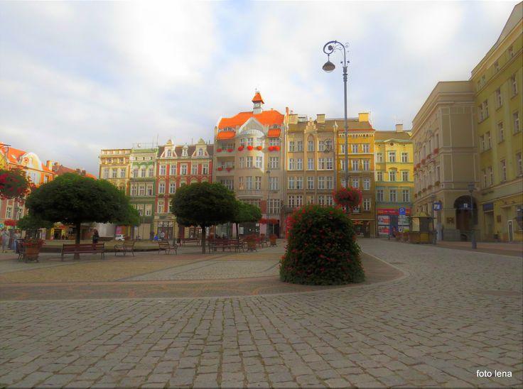 rynek Wałbrzych Polska