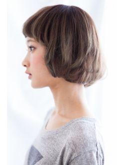 ヘアーズ ルネッタ HAIR'S Lunetta 『大人可愛いマッシュボブ』☆