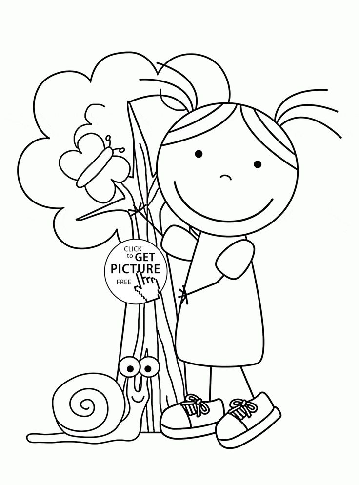123 best Seasons coloring pages images on Pinterest