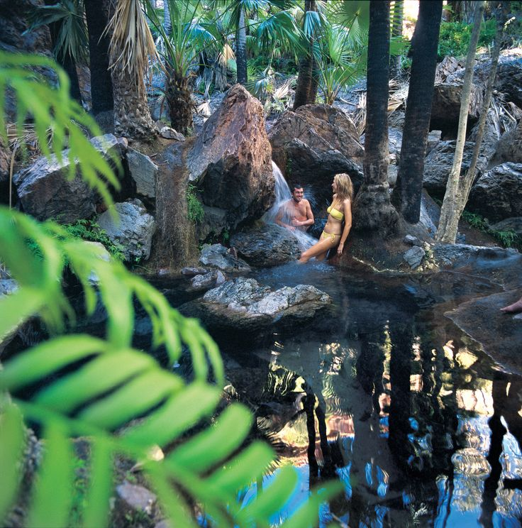Discover some of the one million acres of the El Questro Wilderness Park. Soak in Zebedee Springs and visit El Questro Gorge. Continue your exploration through the many optional activities on offer.