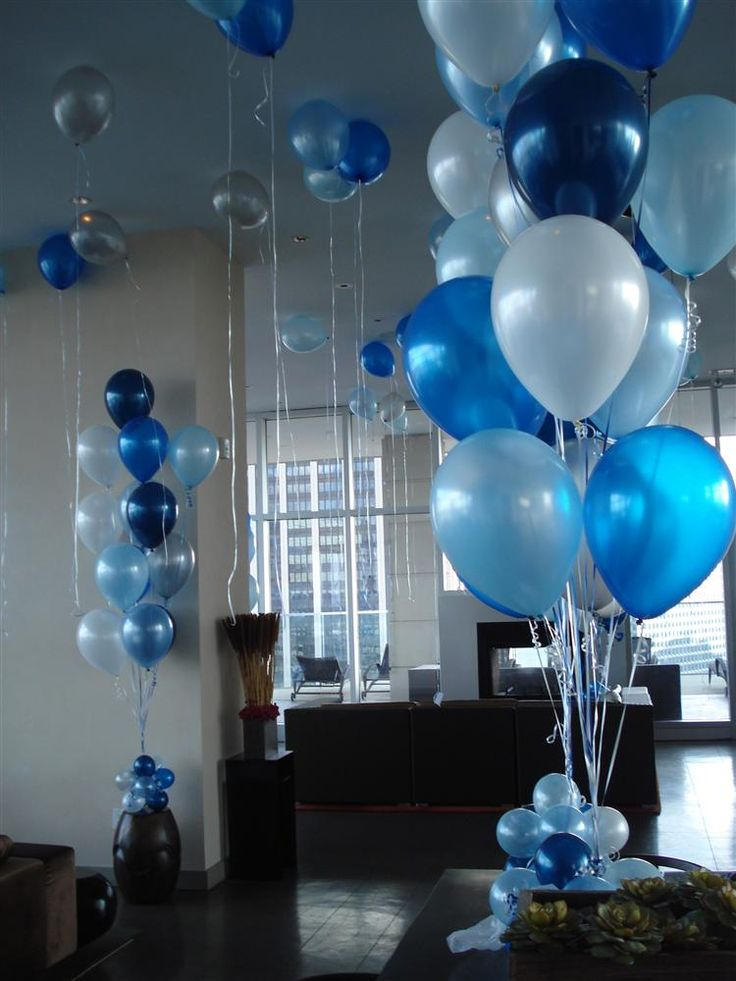 32 best decorative party balloons images on pinterest for Balloon decoration guide
