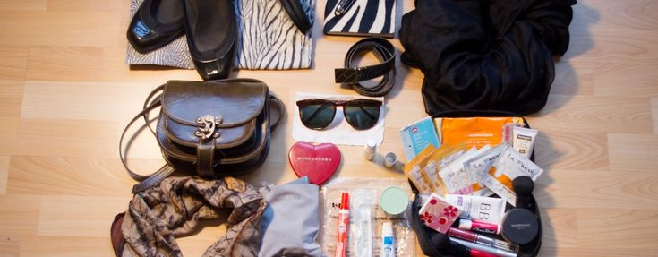 Packing tips for travel minimalists