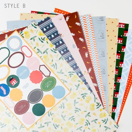 Wrapping Paper Packs