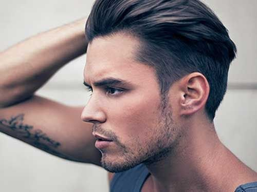 Nice Hairstyles For Men 40 short asian men hairstyles Slicked Back Men Nice Hairstyles