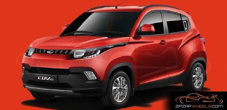 Upcoming Mahindra KUV 100