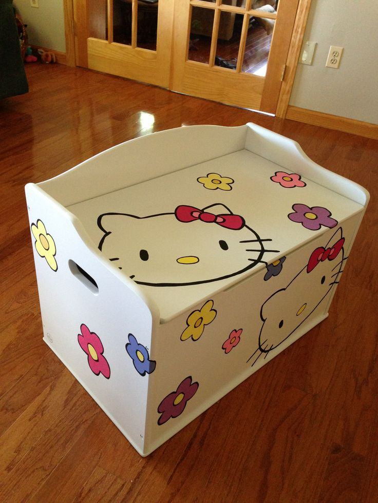 Hello Kitty Toy Chest : Best momento hello kitty images on pinterest