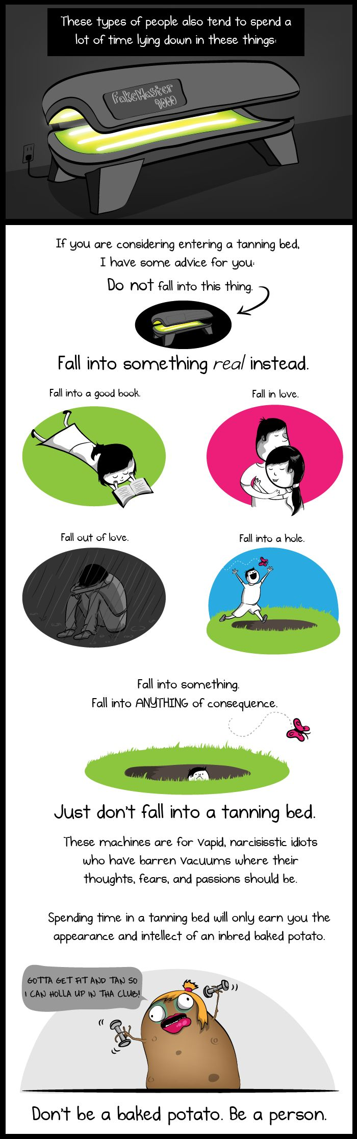 The terrible and wonderful reasons why I run long distances - Part 4 - The Oatmeal