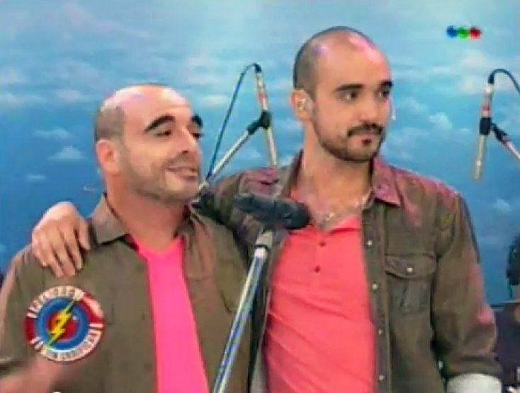 La espectacular imitación de Abel Pintos en Sin Codificar. Mirá el video completo haciendo click acá www.minutouno.com/c305631
