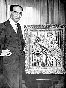 ✡ Paul Rosenberg fled Europe in 1940. He and his brother Léonce then became  major dealers in Modern art. They, together with Kahnweiler, Flechtheim and the Wildensteins, were among the Art merchants who not only had the prescience to foresee the rise of movements such as Cubism but actively helped in their success.