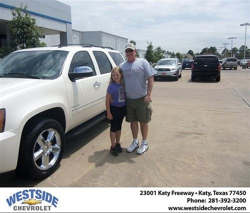 #HappyBirthday to Paul S King from Robert Johnson  and everyone at Westside Chevrolet!