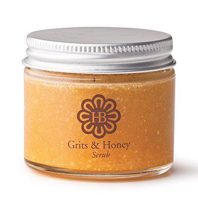 Grits & Honey Scrub from hollybeth.net; $25